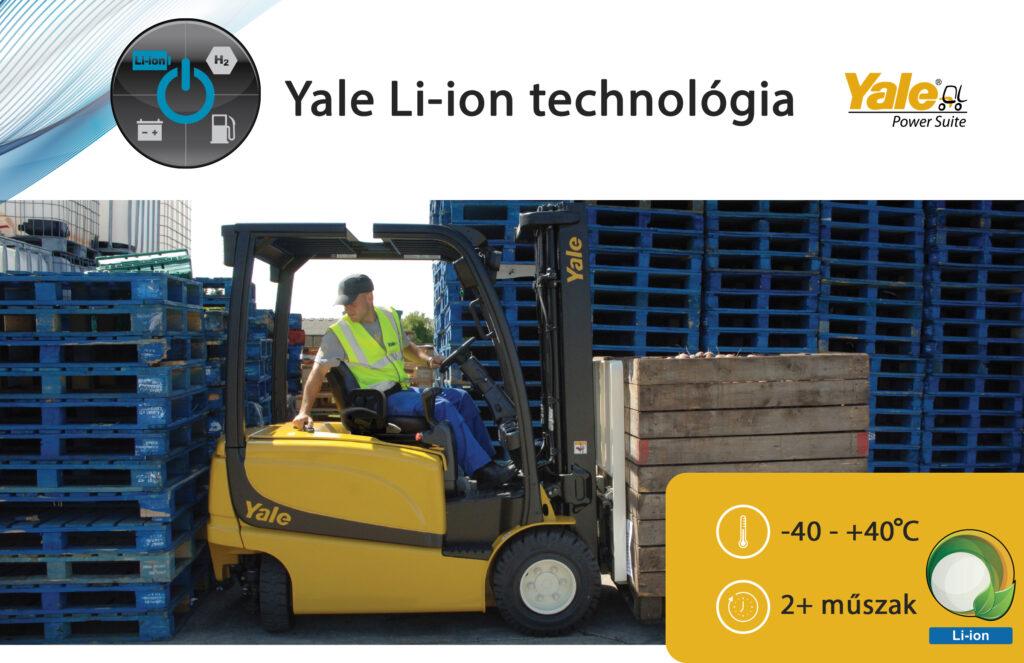 A Yale lítium ion technológiája